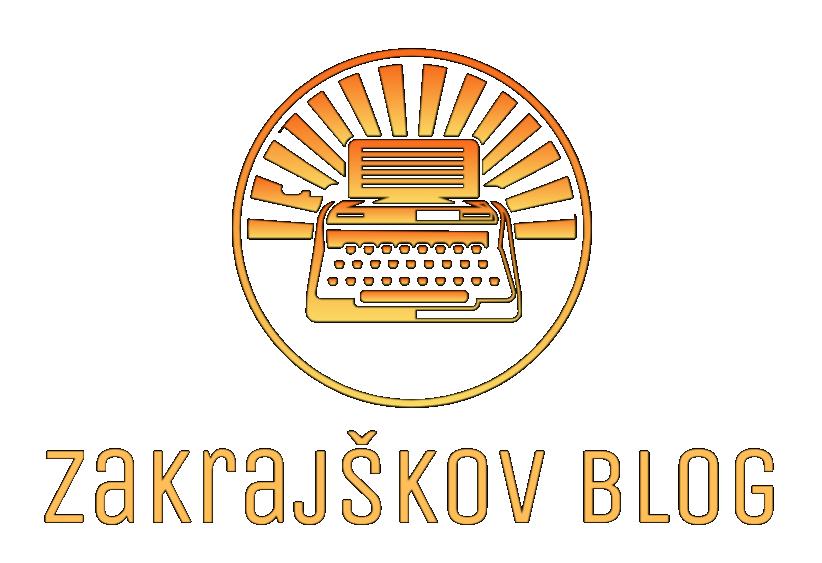 Zakrajškov blog
